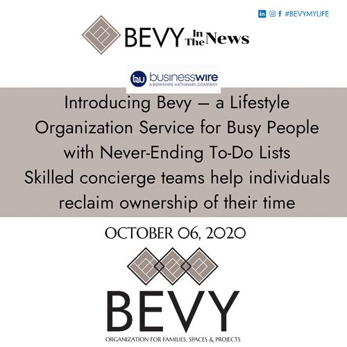 Bevy Launch Press Release